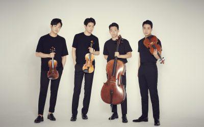 New cellist @Novus String Quartet